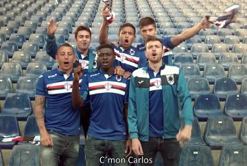 Sampdoria wyda limitowaną edycję strojów, które... śpiewają! (ZDJĘCIA, WIDEO)