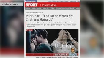 """""""50 twarzy Cristiano Ronaldo"""", czyli jak nie strzelać goli z wolnych (WIDEO)"""