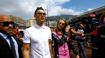 """Ronaldo dał się skusić? """"To przez mój biust 42D rozpadł się jego związek z Iriną Szajk"""" (WIDEO)"""