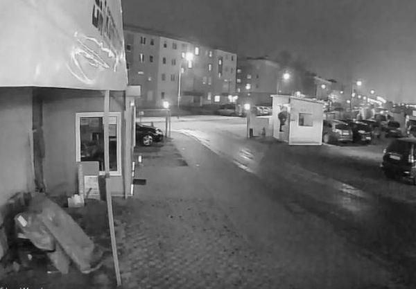 """Złodziej na Janowie jak z """"Gangu Olsena""""! Dał się sfilmować i zostawił dysk z nagraniem"""