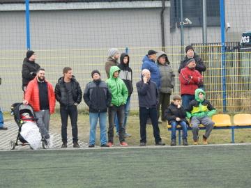 Kibice na sparingu GKS Tychy - Odra Opole [GALERIA]