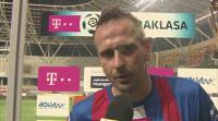 Piłkarze Podbeskidzia: Szybko stracona bramka pokrzyżowała nam plany (WIDEO)