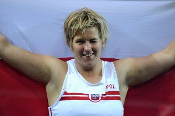 Anita Włodarczyk: lekka atletyka - finał rzutu młotem kobiet(10 sierpnia)