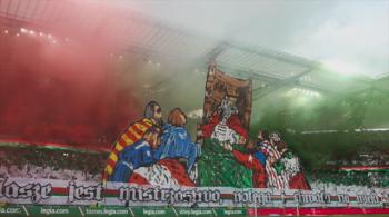 Kibice Sparty zbojkotują mecz LE, bo nie chcą wspomagać uchodźców. Legia i Lech znaleźli inny sposób