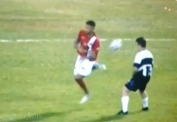 Super trik i gol Neymara w meczu towarzyskim (WIDEO)