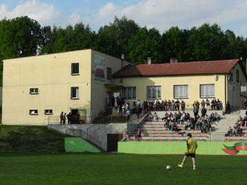 Stadion Unii Turza Śląska w obiektywie (GALERIA)