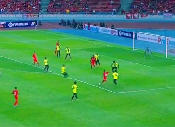 Piękny gol Jordana Ibe w meczu Liverpoolu z Malezją (WIDEO)