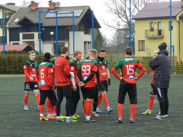 Sparing: GKS Tychy - Odra Opole 1:4 [GALERIA]