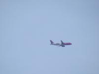 Wizz Air w drodze z lotniska Lublin do Oslo