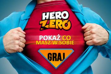 Hero Zero. Zostań superbohaterem i ocal świat! [ZAGRAJ]
