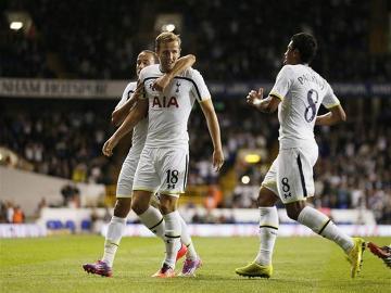 Harry Kane show! Zobacz hat-trick napastnika Tottenhamu (WIDEO)