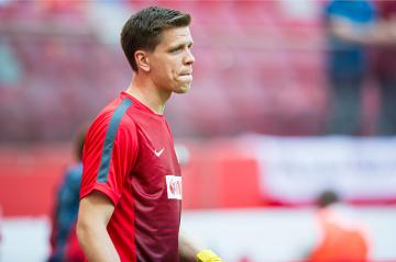 Wojciech Szczęsny: Chcę wygrywać mecze i zdobywać trofea dla Romy [WYWIAD]