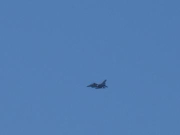 Dwa F-16 leciały nad Lublinem