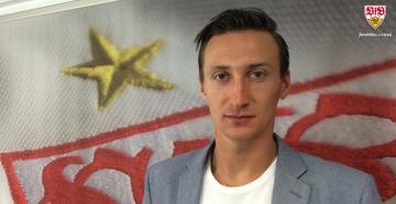 Czerwona kartka Przemysława Tytonia, Stuttgart znowu przegrał (WIDEO)