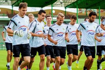 GKS Bełchatów wznowił treningi [ZDJĘCIA]