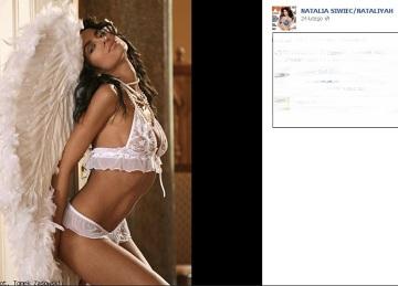 Natalia Siwiec - aniołem
