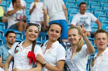Kibice na półfinałowych meczach Lotto Cup (GALERIA)