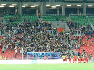 Kibice na meczu GKS Tychy - Wisła Puławy 0:2 (GALERIA)