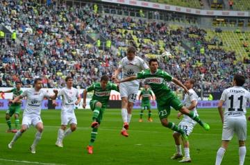 Oceny piłkarzy Lechii za mecz z Łęczną. Pełna dominacja w stylu Bayernu Monachium