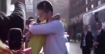 Piękne zachowanie Jamesa Rodrigueza. Kolumbijczyk uszczęśliwił młodego fana (WIDEO)