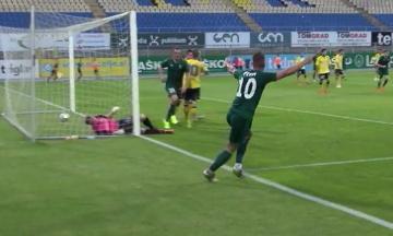 NK Celje - Śląsk Wrocław 0:1 (BRAMKA)
