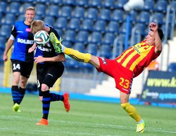Vanja Marković przedłużył kontrakt i... wyjechał na testy do Norwegii