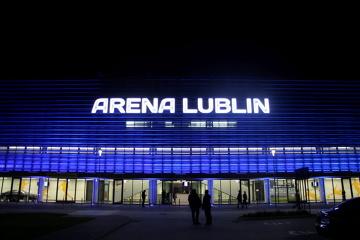 Arena Lublin - stadion na miarę wielkiego futbolu (GALERIA)