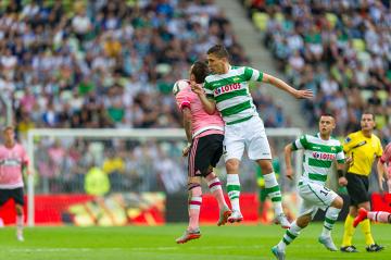 Lechia Gdańsk - Juventus Turyn 1:2 (GALERIA)