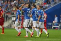 Mecz Lech Poznań - Videoton FC w obiektywie [ZDJĘCIA]