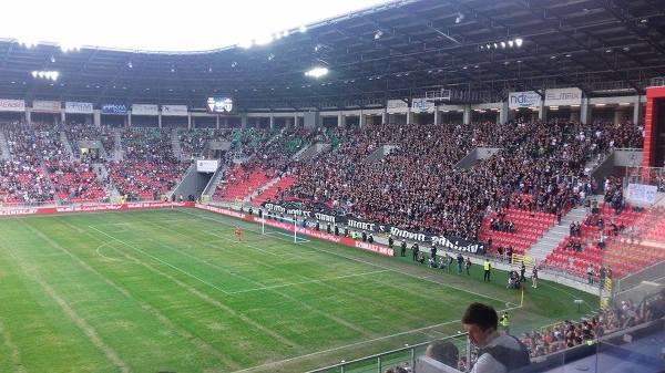 GKS Tychy - GKS Katowice