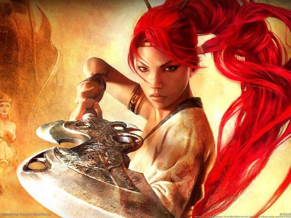 Zapomniane Hity #6 - Heavenly Sword [PS3]