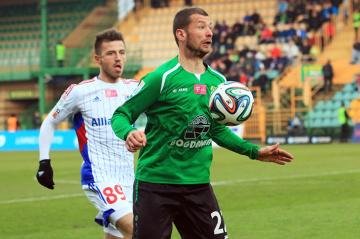 Łukasz Mierzejewski zawieszony na trzy mecze