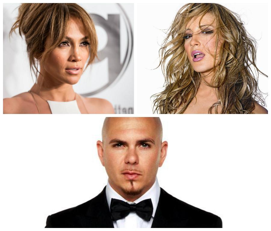 Mundial 2014. Hymn MŚ zaśpiewają Jennifer Lopez, Pitbull i Claudia Leitte