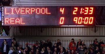 Był taki mecz: Liverpool - Real Madryt 4:0 (sezon 2008/2009)