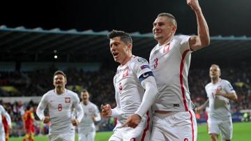 Szykuje się kolejny awans Polaków w rankingu FIFA. Wyprzedzimy Urugwaj