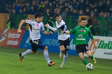 Bez kompromisów na finiszu - podsumowanie 19. kolejki T-Mobile Ekstraklasy