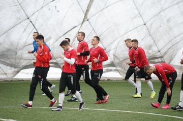 Sparingi: Skandal podczas meczu Cracovii. Spotkanie zostało przerwane