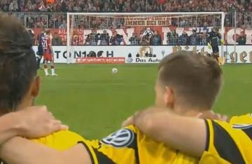 Bayern nie strzelił 4 karnych! Zawiódł nawet Neuer (SKRÓT KARNYCH)