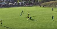 4 liga. Skrót meczu RKS Grodziec - Ruch Radzionków 0:2 (WIDEO)