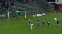 Skrót meczu Miedź Legnica - Arka Gdynia 4:4 (WIDEO)