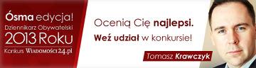 Kapituła konkursu Dziennikarz Obywatelski 2013 Roku - poznajcie jej członków