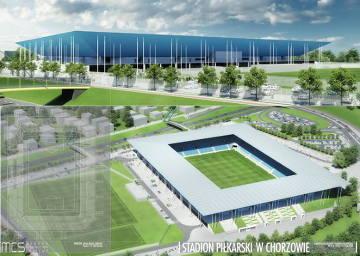 Super Stadion 2015: tak ma wyglądać stadion Ruchu Chorzów w 2020 roku [WIZUALIZACJE]