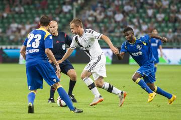 Legia wypożyczyła młodych piłkarzy do Zagłębia Sosnowiec