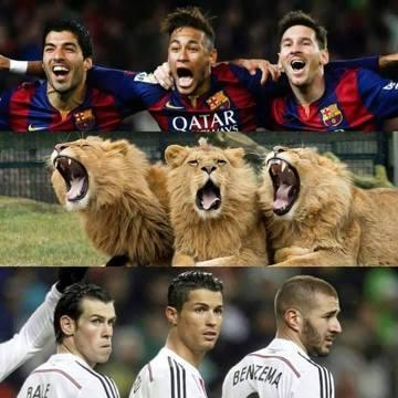 """Memy po Gran Derbi: południowoamerykańskie lwy """"pogryzły"""" Europejczyków (GALERIA)"""