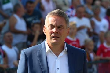 Jacek Zieliński: Szanujemy punkt. To był trudny mecz