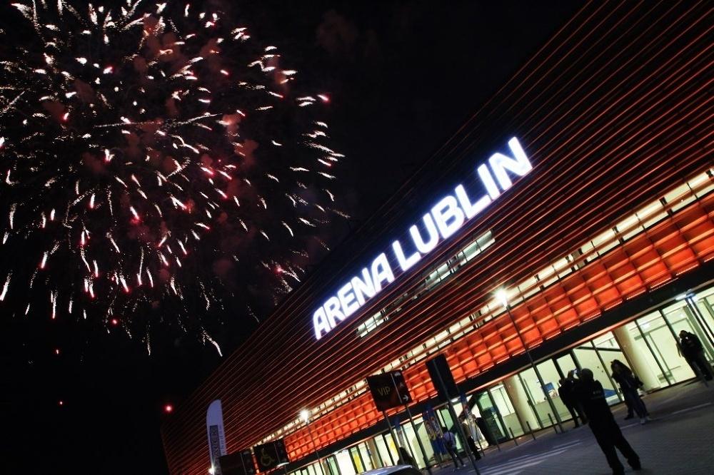 Super Stadion 2015. Piękna Arena Lublin domem dwóch trzecioligowców (ZDJĘCIA)