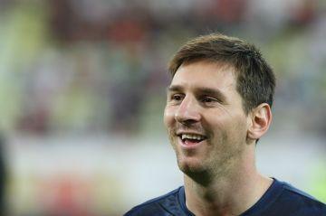 Pierwsza w sezonie konferencja Messiego: Lewandowskiemu nie powinni robić problemów (WIDEO)