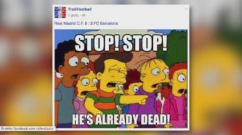 Poszukiwany Ronaldo, Benitez na wylocie - memy po El Clasico [WIDEO MEMY]