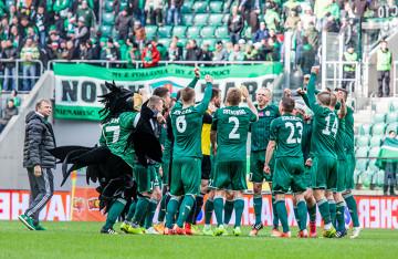 """""""Mecz przyjaźni"""": Śląsk Wrocław - Lechia Gdańsk 3:0 (GALERIA)"""