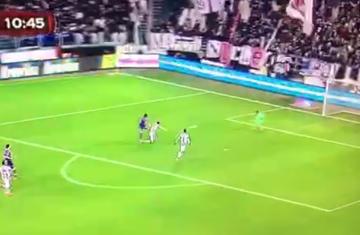 Rajd Salaha zakończony pięknym golem przeciwko Juve (WIDEO)
